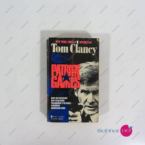 Kitap PATRIOT GAMES – Tom Clancy