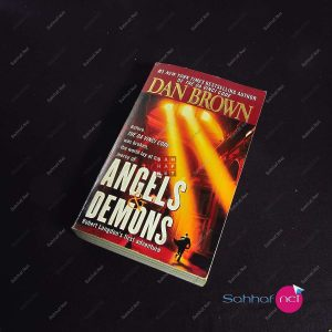 Kitap ANGELS & DEMONS – Dan Brown