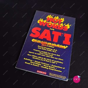 HOT WORDS FOR SAT I Kitap