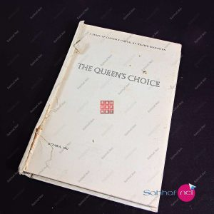 Kitap THE QUEEN'S CHOICE – Wilfrid Eggleston