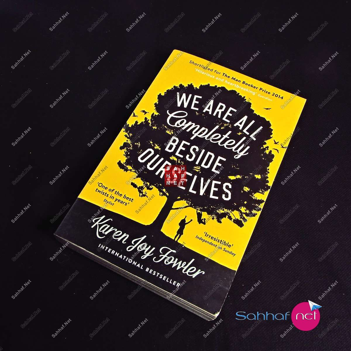 WE ARE ALL COMPLETELY BESIDE OURSELVES – Karen Joy Fowler Kitap
