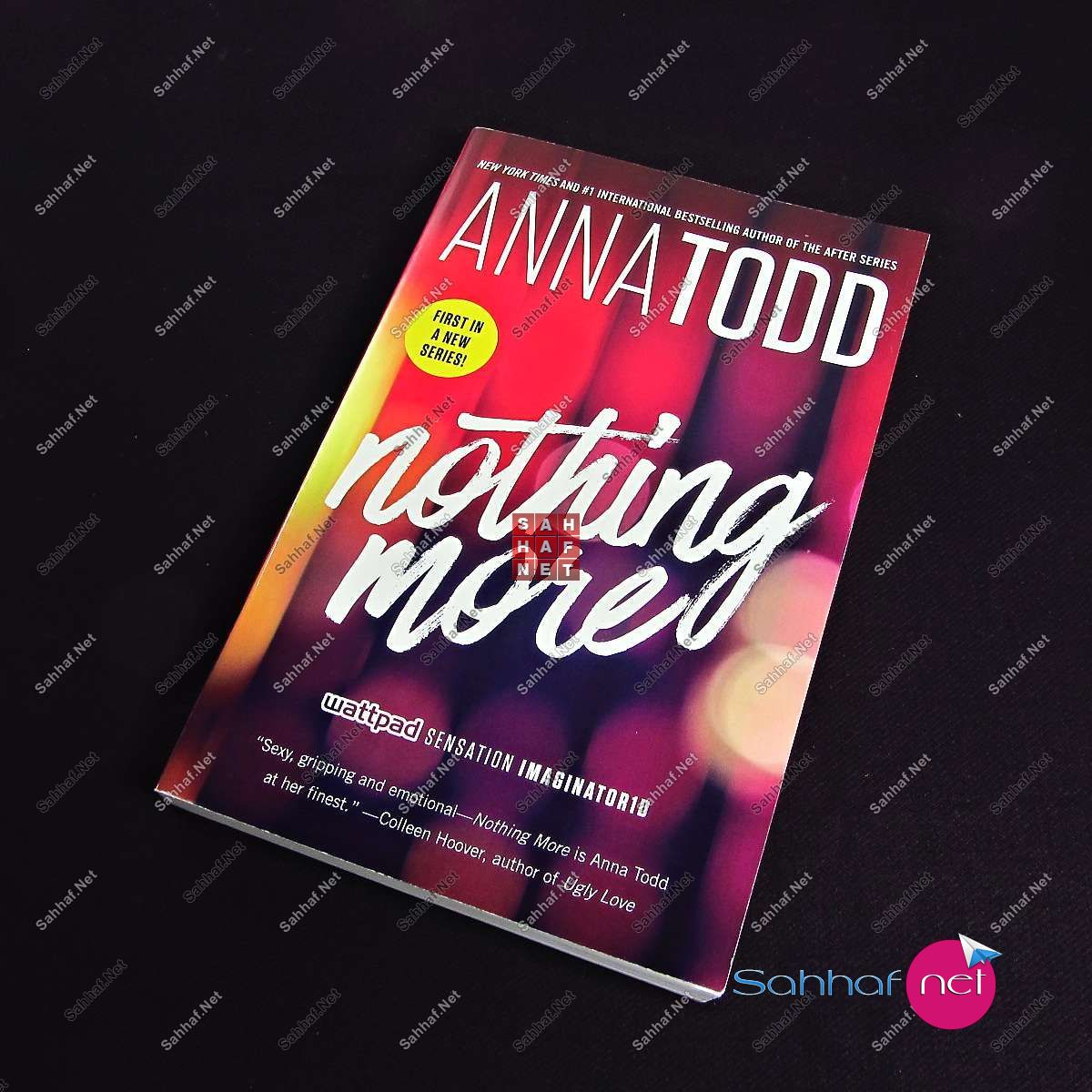 NOTHING MORE – Anna Todd Kitap