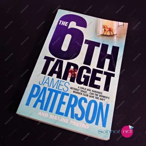 THE 6TH TARGET – James Patterson Kitap