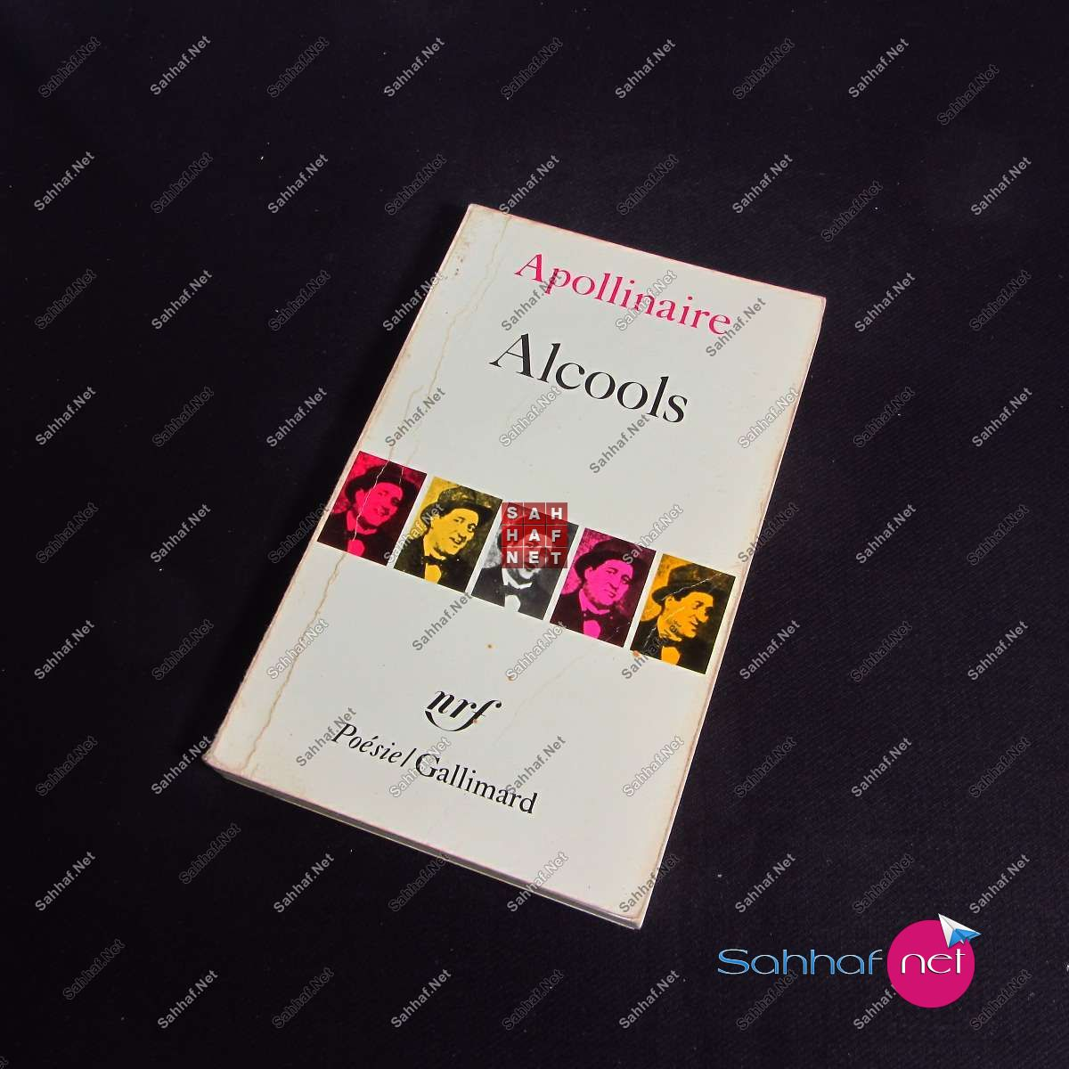 ALCOOLS – Guillaume Apollinaire Kitap
