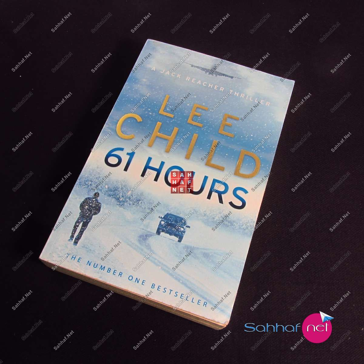 61 HOURS – Lee Child Kitap