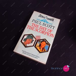 THE DAY OF THE SCORPION – Paul Scott Kitap