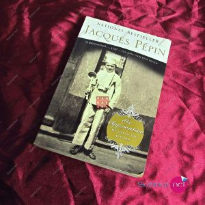 Kitap THE APPRENTICA My Life in The Kitchen – Jaques Pepin