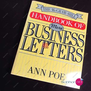 HANDBOOK OF MORE BUSINESS LETTERS – Ann Pole Kitap