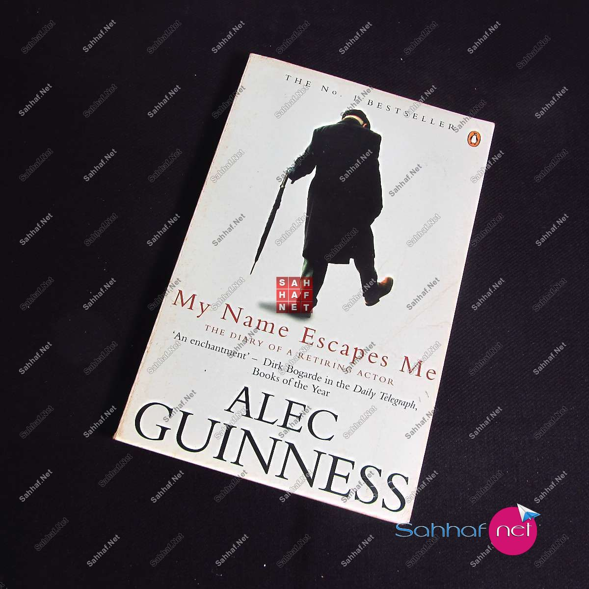 MY NAME ESCAPES ME – Alec Guinness Kitap