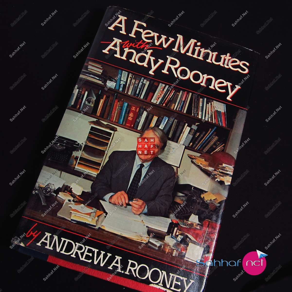 A FEW MINUTES WITH ANDY ROONEY – Andrew A.Rooney Kitap