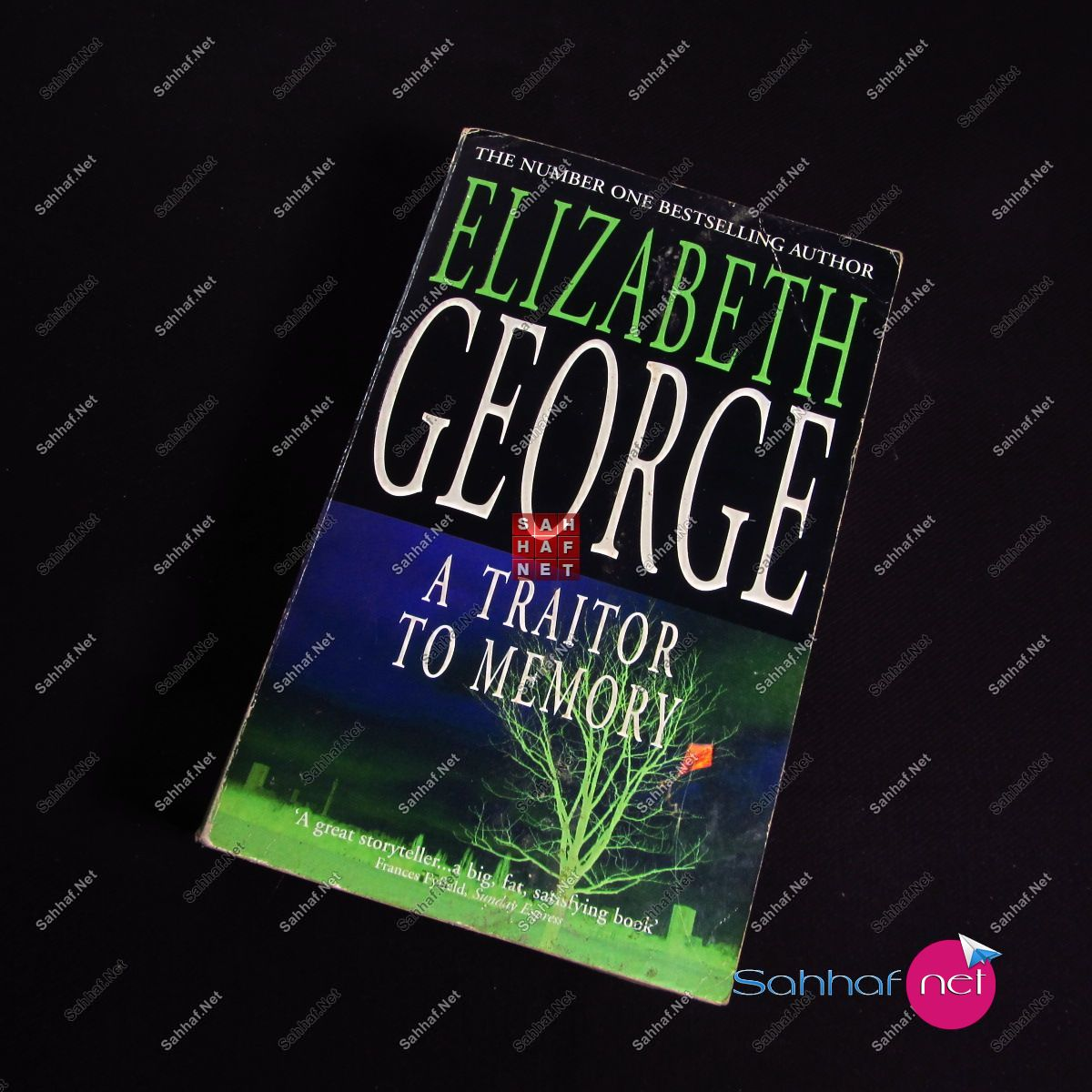 A TRAITOR TO MEMORY – Elizabeth George Kitap