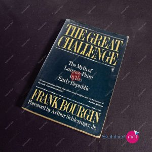 Kitap THE GREAT CHALLENGE – Frank Bourgin