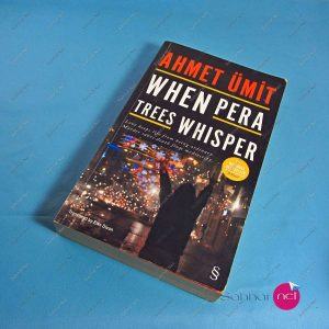 Kitap WHEN PERA TREES WHISPER – Ahmet Ümit