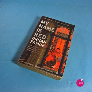 MY NAME IS RED – Orhan Pamuk Kitap