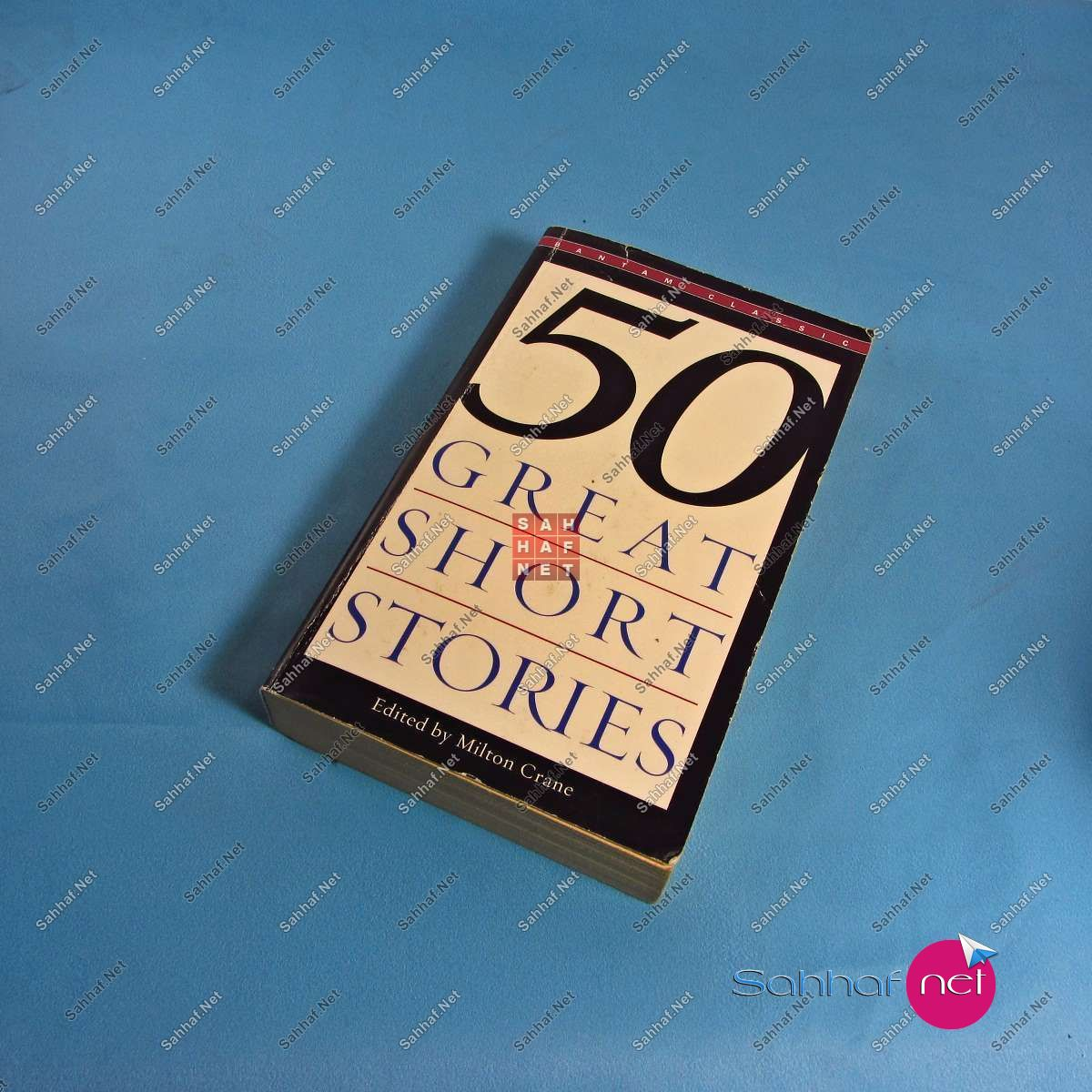 50 GREAT SHORT STORIES – Milton Crane Kitap