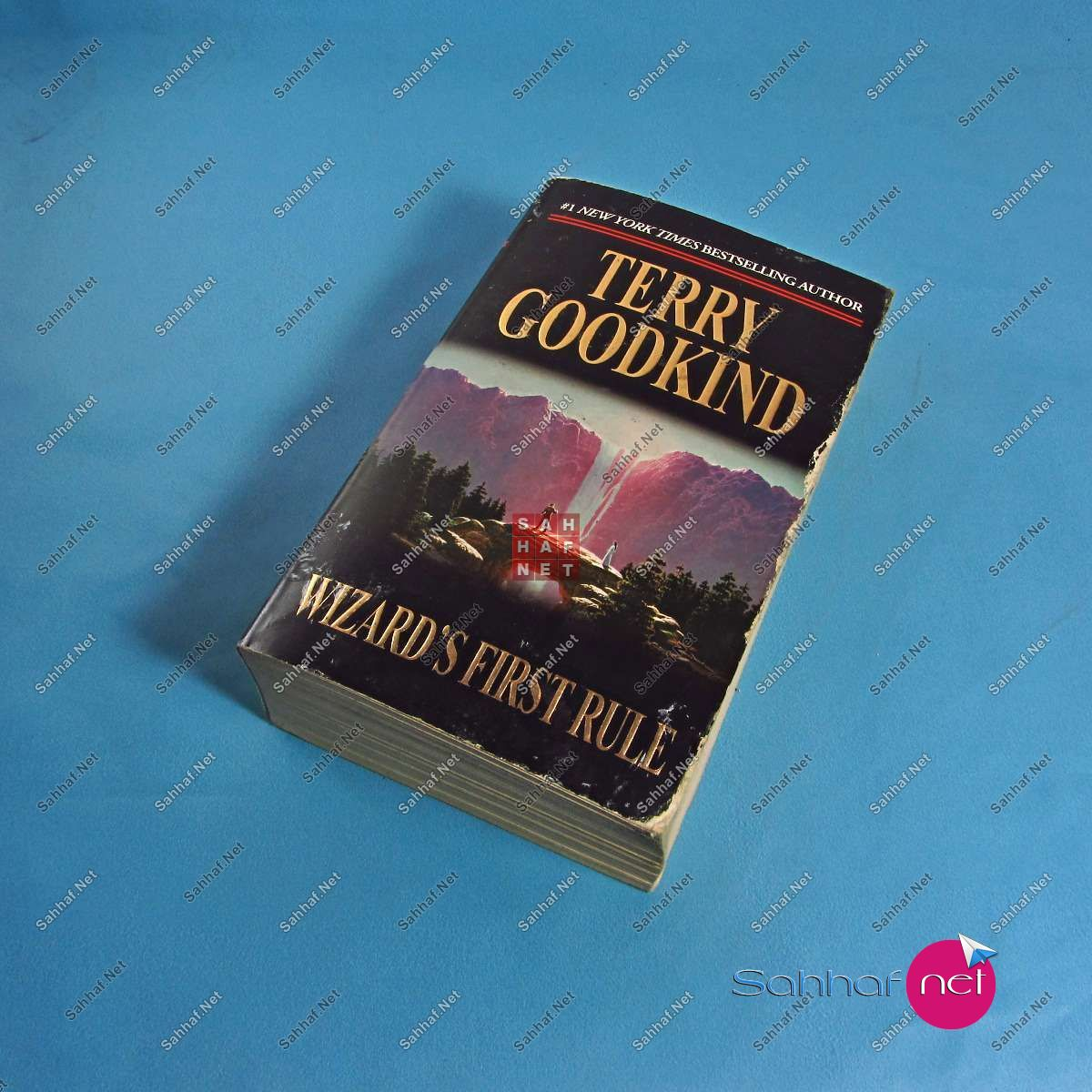 WIZARD'S FIRST RULE – Terry Goodkind Kitap