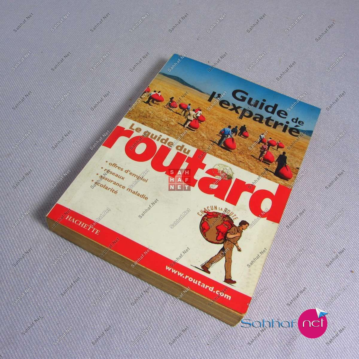 LE GUIDE DU ROUTARD Kitap