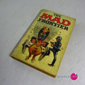 THE MAD FRONTIER Kitap