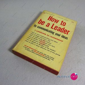 HOW TO BE A LEADER Kitap
