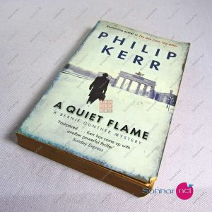 A QUIET FLAME – Philip Kerr Kitap