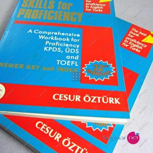 Kitap BUILDING SKILLS FOR PROFICIENCY – Cesur Öztürk