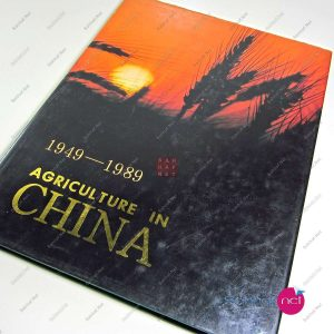AGRICULTURE IN CHINA 1949-1989 Kitap