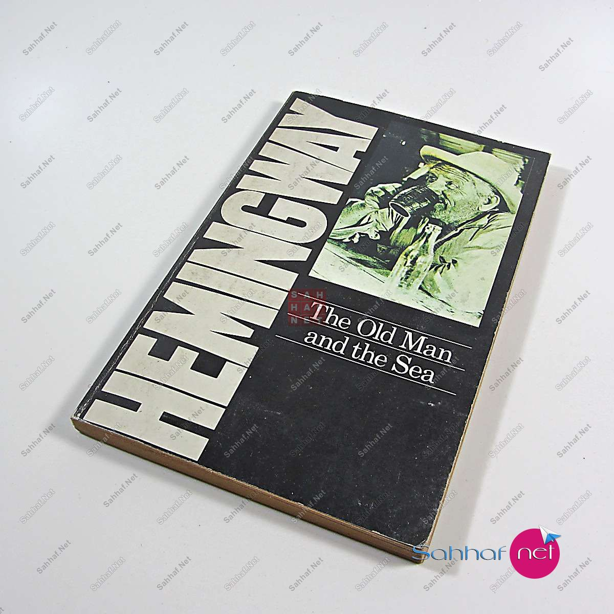 THE OLD MAN AND THE SEA – Ernest Hemingway Kitap