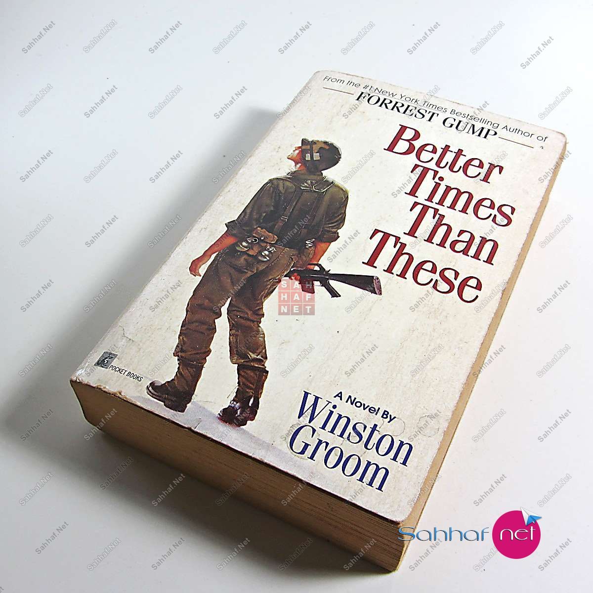 BETTER TIMES THAN THESE – Winston Groom Kitap