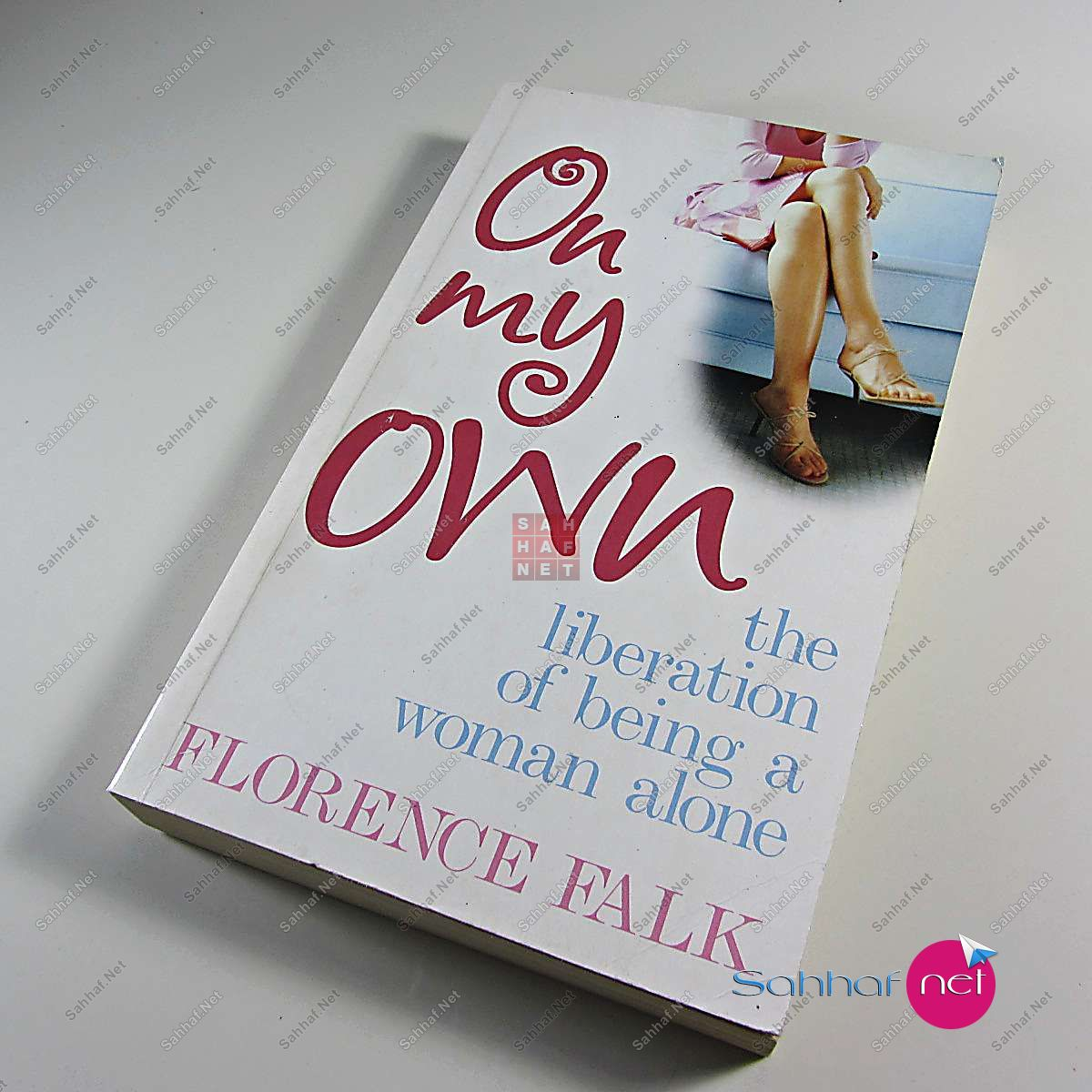 ON MY OWN – Florence Falk Kitap